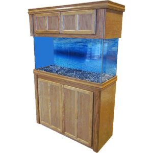 Crown series fish tank stands and canopies