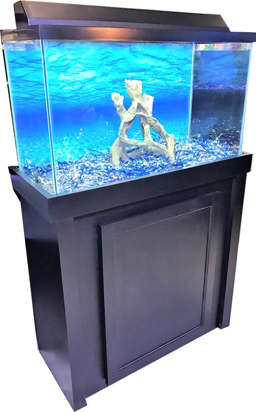R j enterprises eco modern birch series fish tank stands for Eco fish tank
